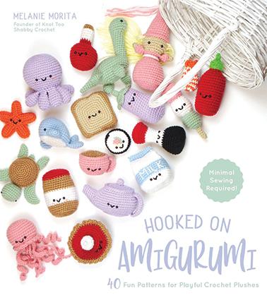 Free Crochet Pattern for a Little Amigurumi Bunny, So Adorable! | 425x378
