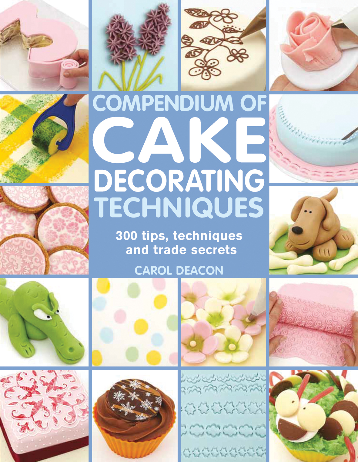 Compendium Of Cake Decorating Techniques