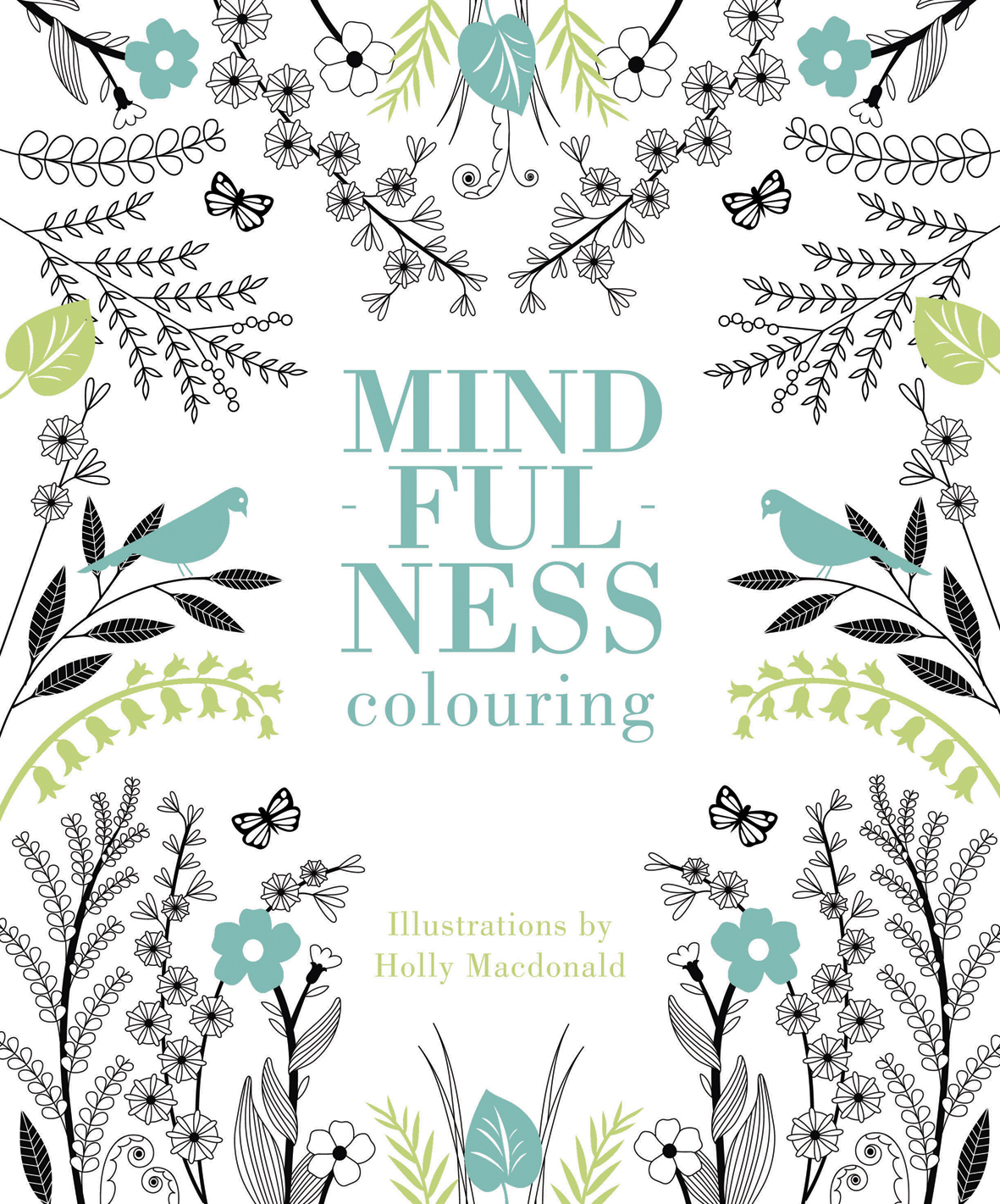 Little book of coloring for mindfulness - Download Jacket Image