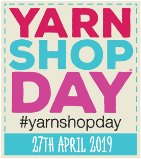 Yarn Shop Day 2019