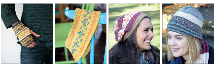 Monica Russel's Fair Isle Knitting Workshop