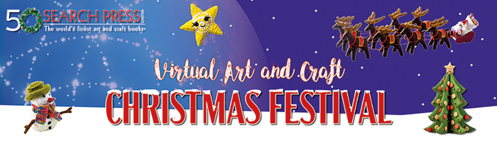 Virtual Art and Craft Christmas Festival