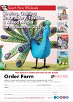 Sewing, Quilting, Embroidery, Textiles & Mixed Media SPR SUM 19 Catalogue