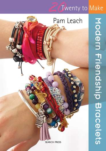 Modern Friendship Bracelets