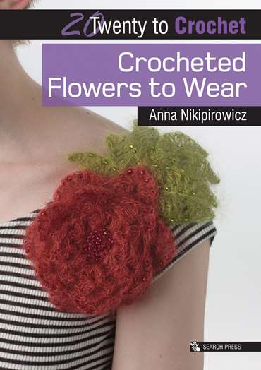 Crocheted Flowers to Wear