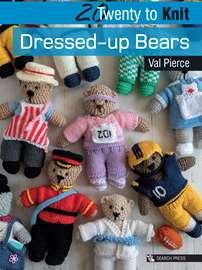 Dressed-up Bears
