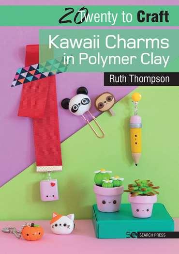 Kawaii Charms in Polymer Clay