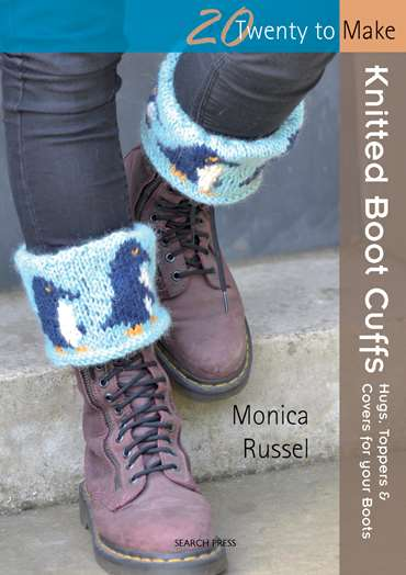 Knitted Boot Cuffs