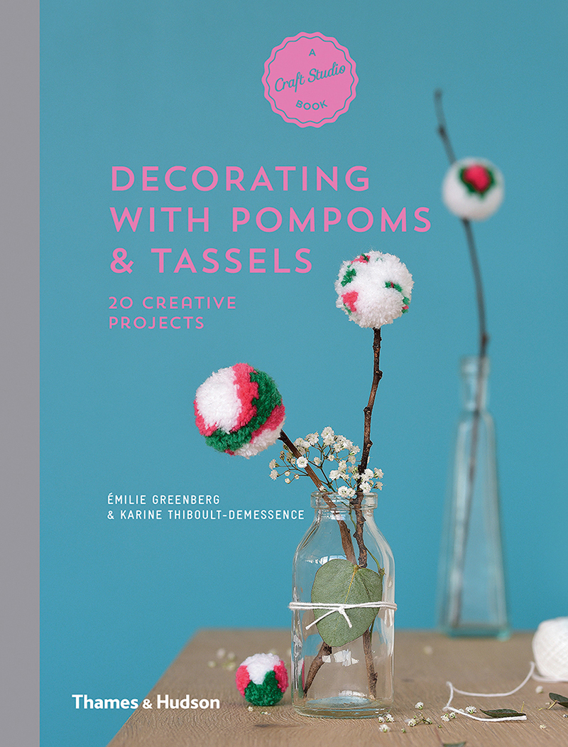 Decorating with Pompoms and Tassels