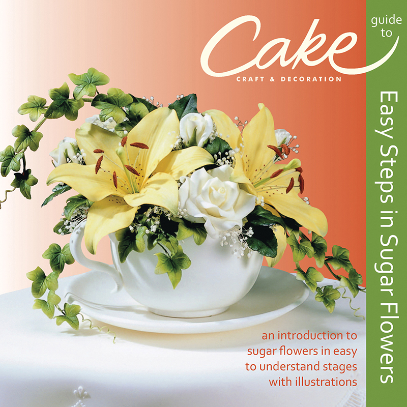 Easy Steps in Sugar Flowers