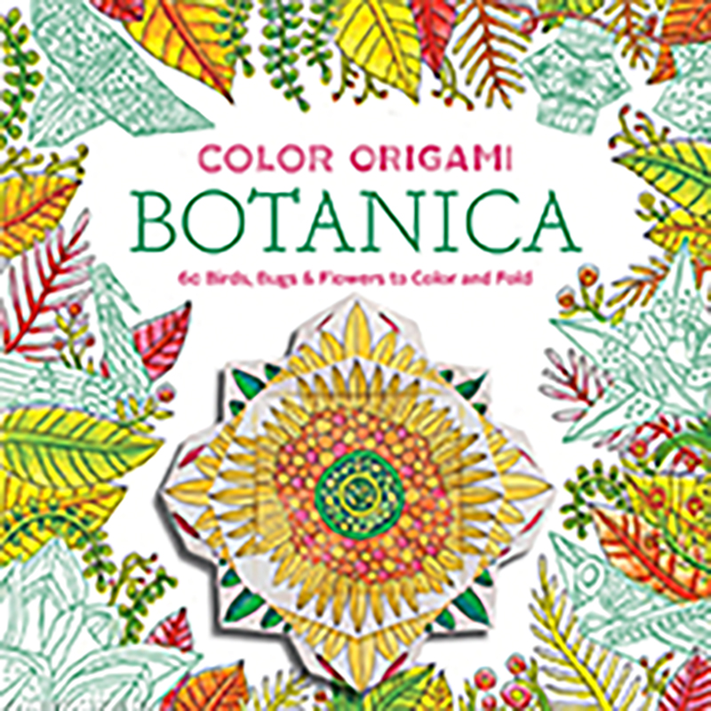 Color Origami: Botanica