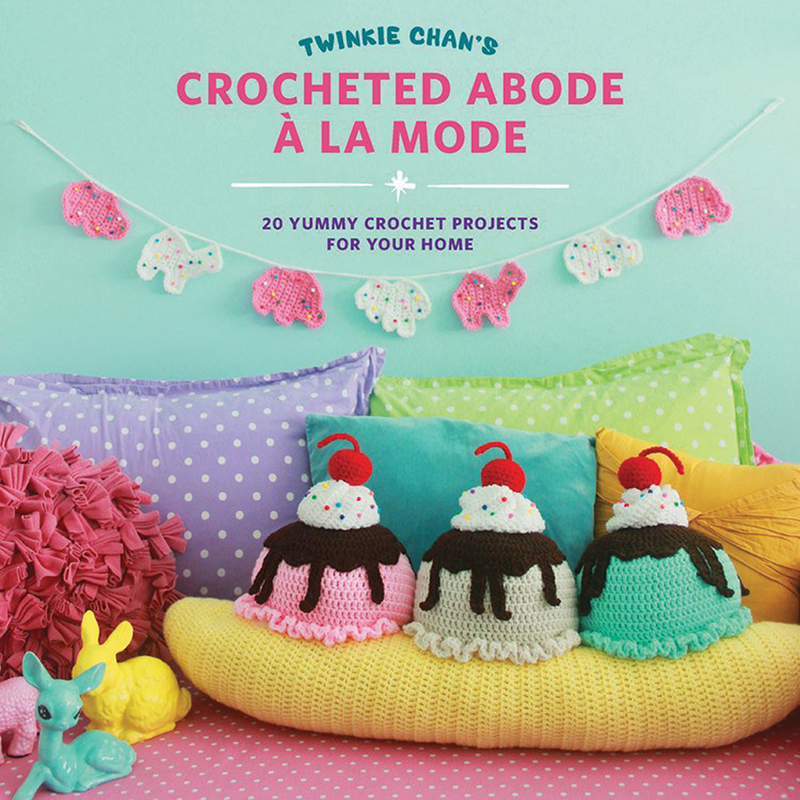 Crocheted Abode à La Mode