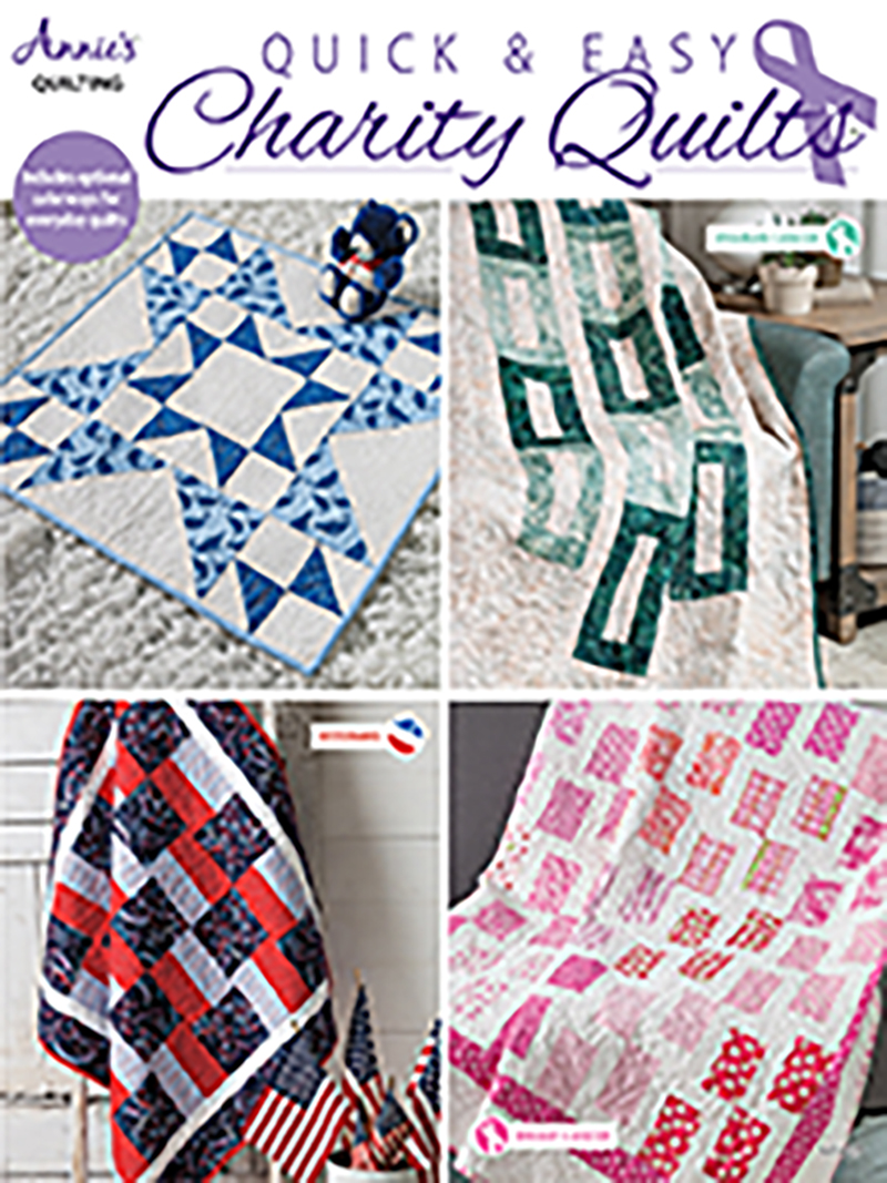 Quick & Easy Charity Quilts