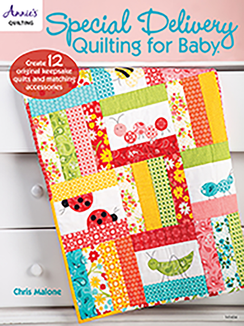 Special Delivery Quilting for Baby