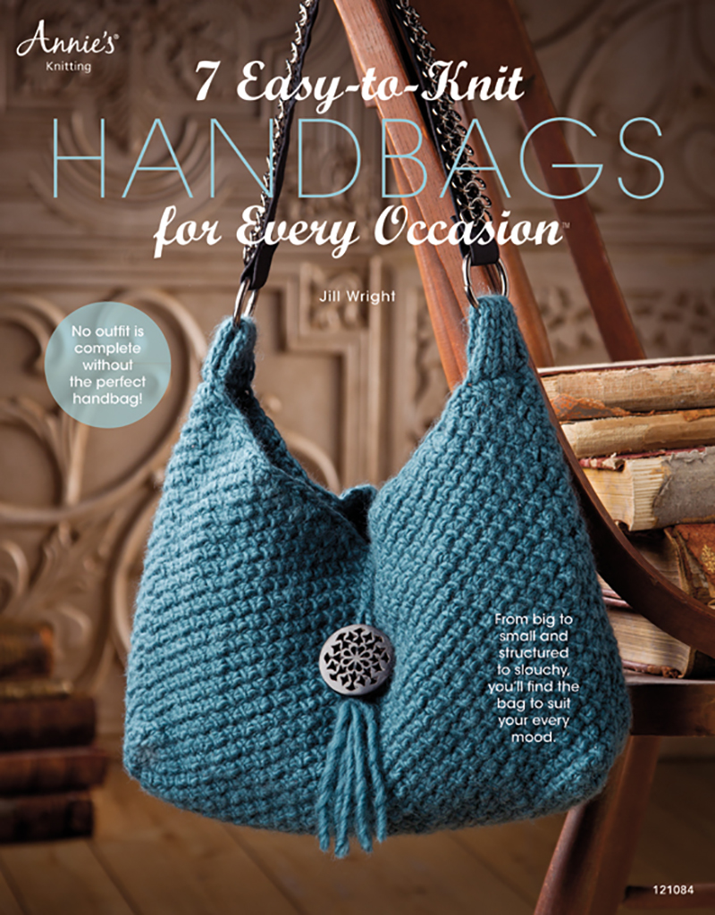 7 Easy-to-Knit Handbags for Every Occasion