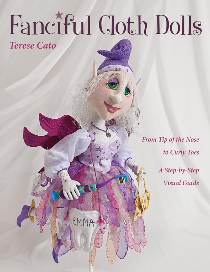 Fanciful Cloth Dolls