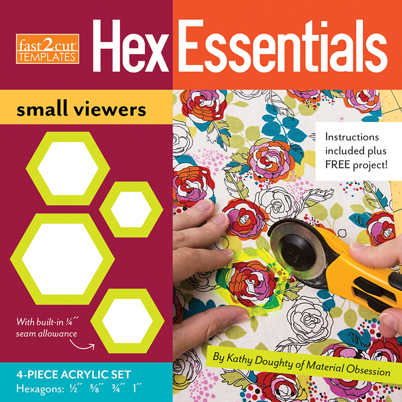 fast2Cut® HexEssentials Small Peepers
