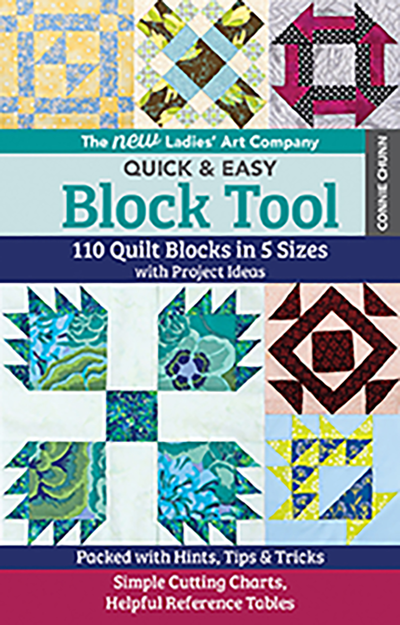 The New Ladies' Art Company Quick & Easy Block Tool