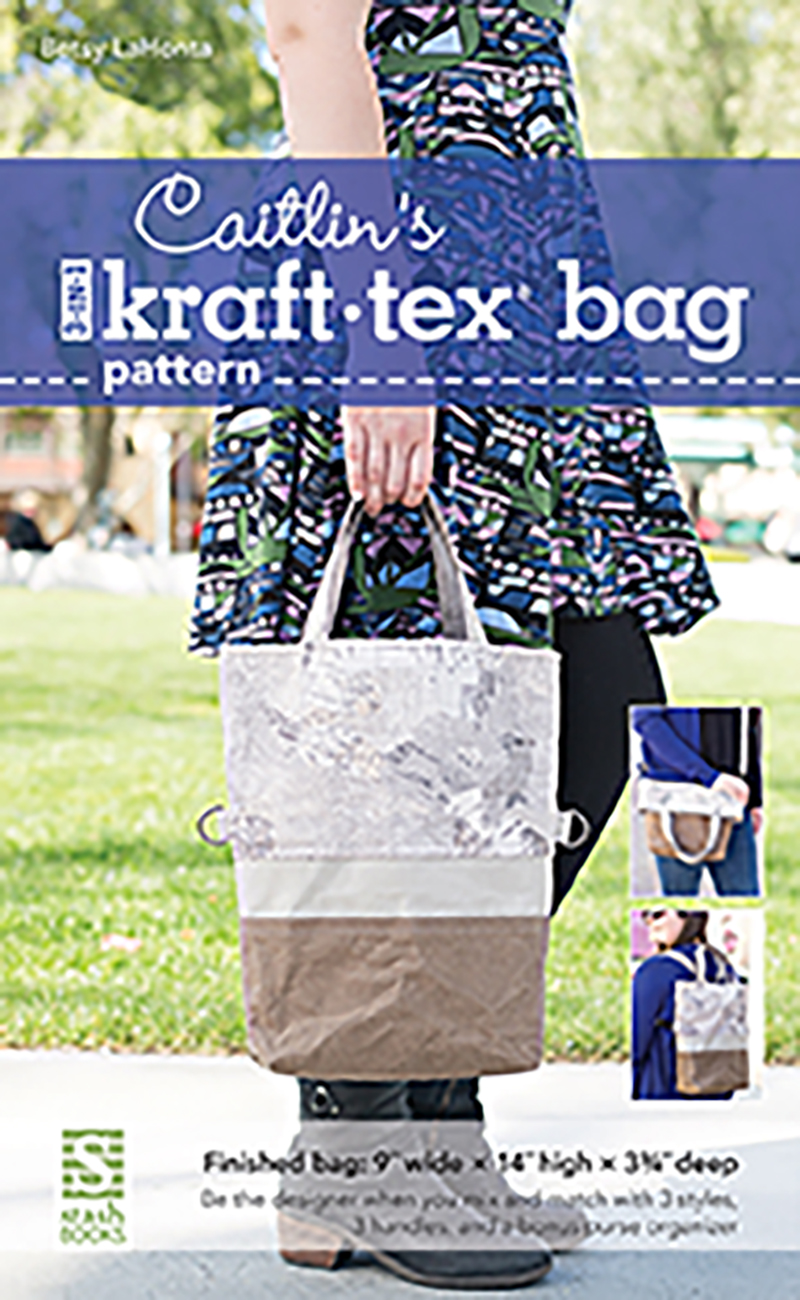 Caitlin's 3-in-1 kraft-tex® Bag Pattern