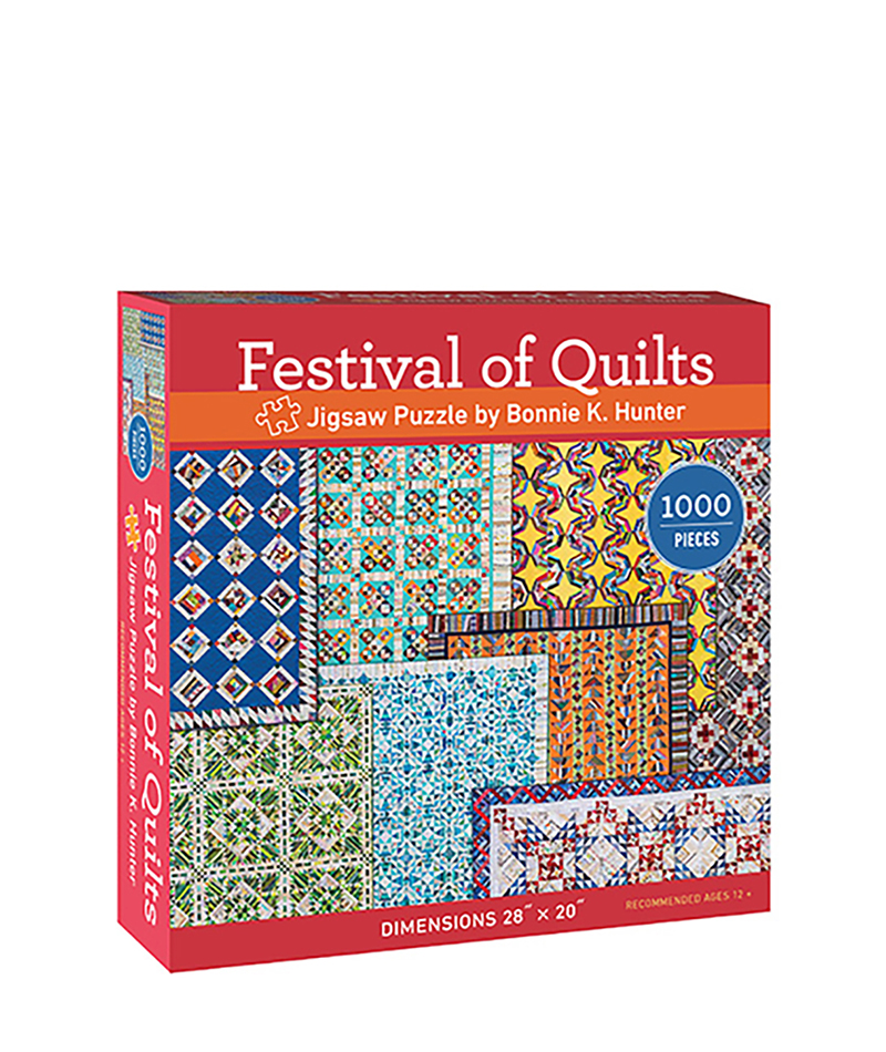 Festival of Quilts Jigsaw Puzzle