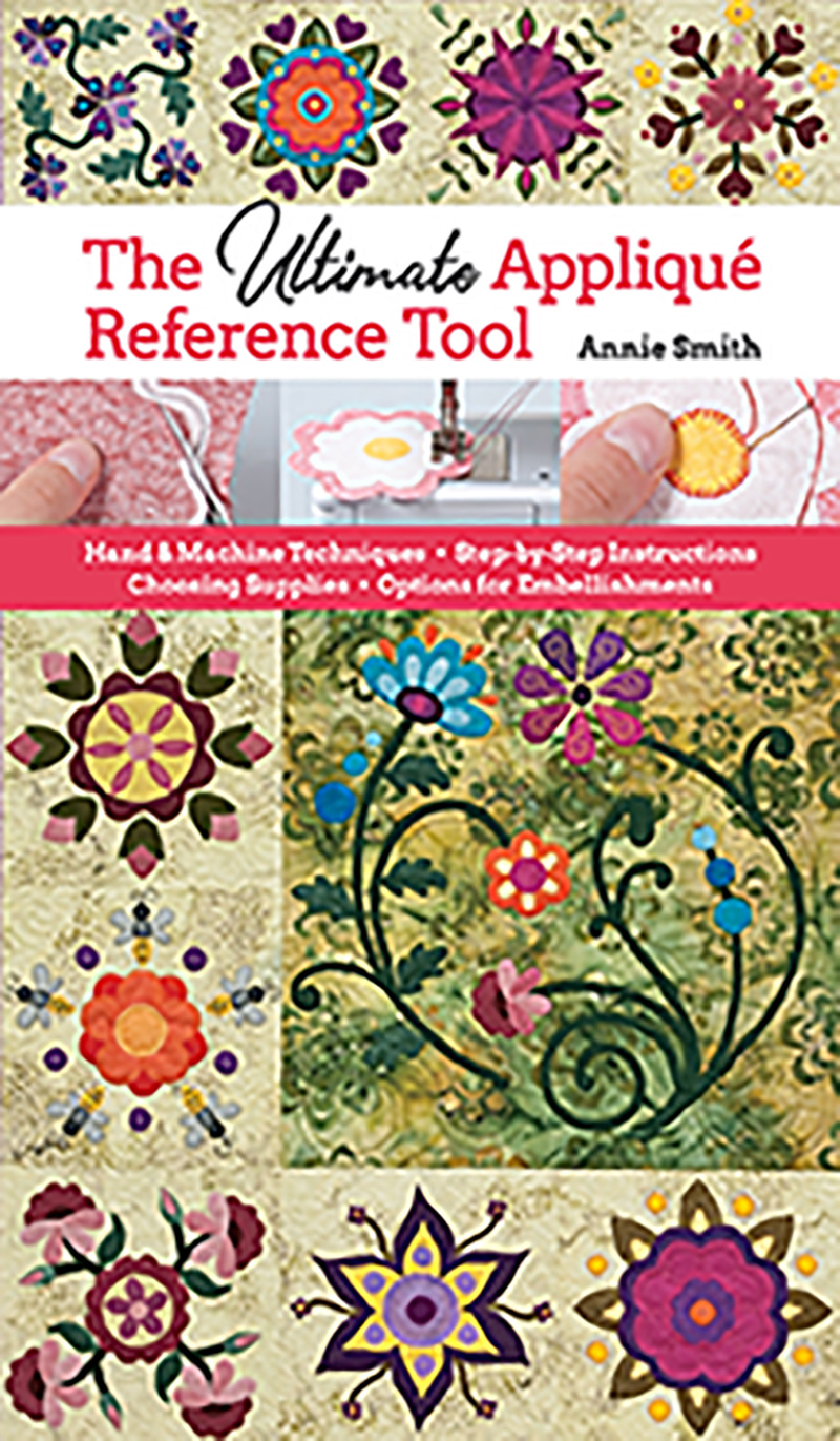 The Ultimate Appliqué Reference Tool