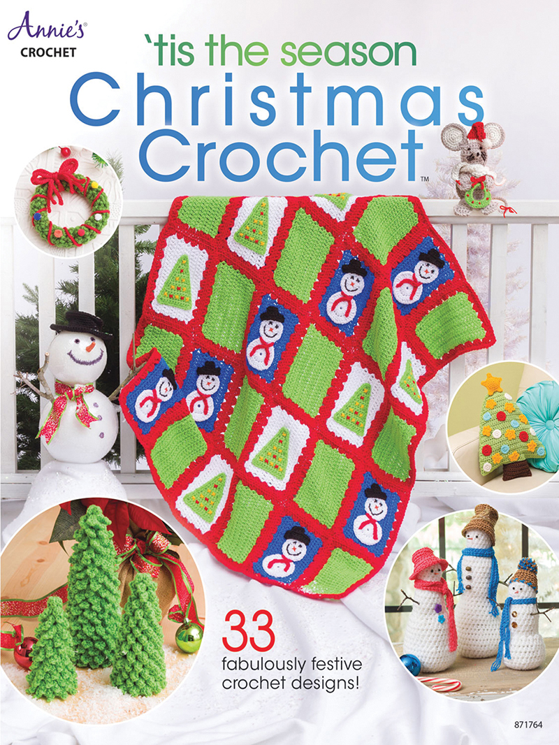 'Tis the Season Christmas Crochet