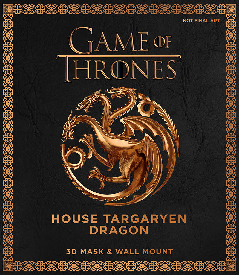 Game of Thrones: House Targaryen Dragon
