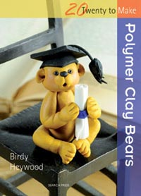 Twenty to Make: Polymer Clay Bears