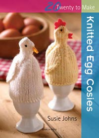 Twenty to Make: Knitted Eggs Cosies