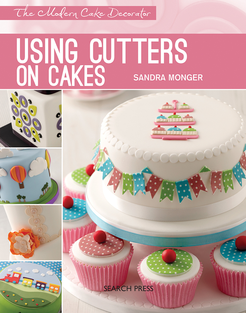 Modern Cake Decorator: Using Cutters on Cakes