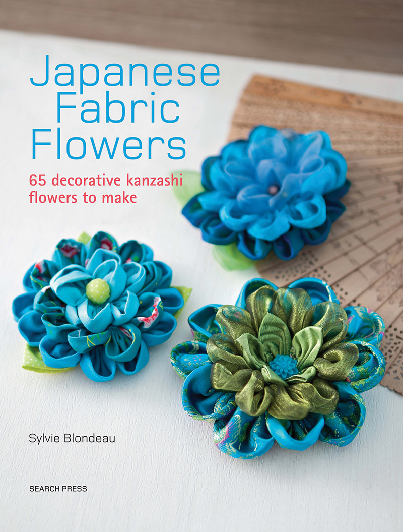Japanese Fabric Flowers