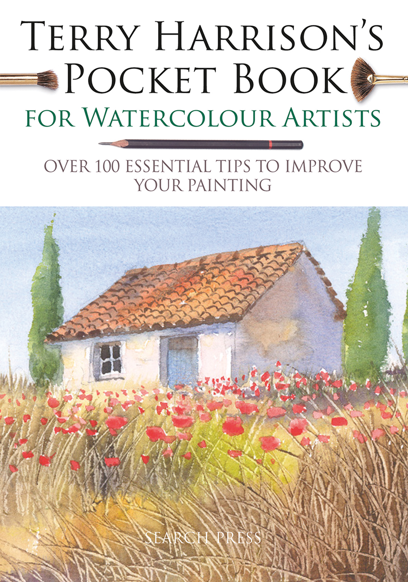 Terry Harrison's Pocket Book for Watercolour Artists