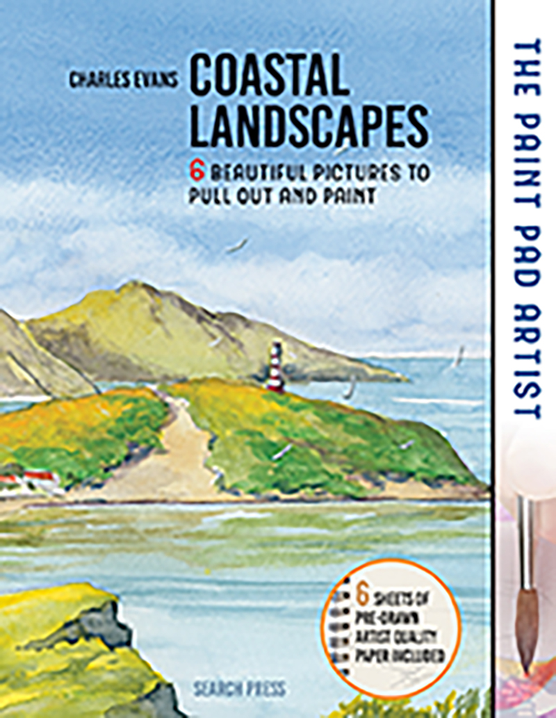 The Paint Pad Artist: Coastal Landscapes