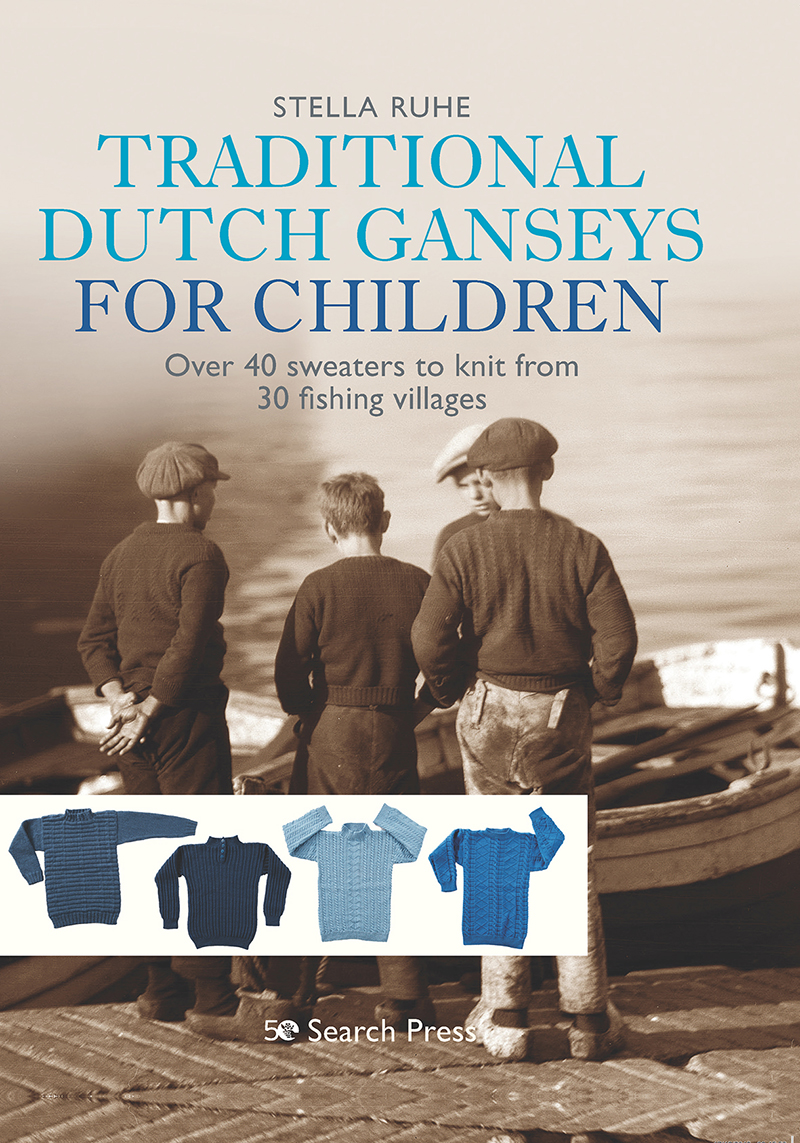 Traditional Dutch Ganseys for Children