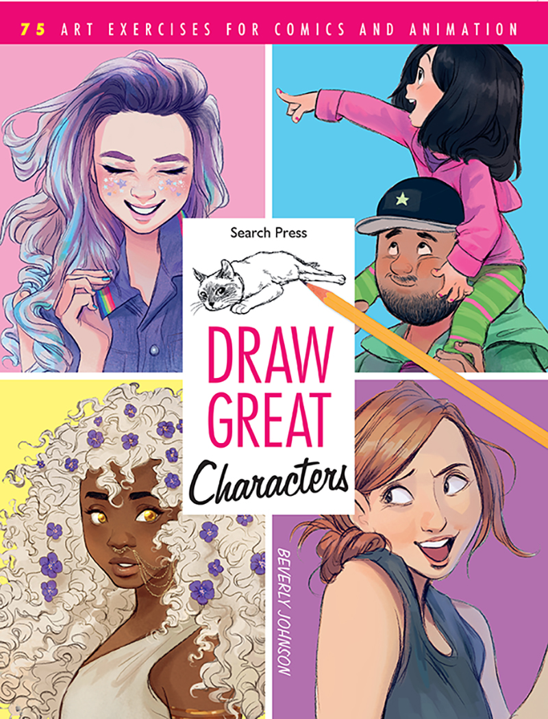 Draw Great Characters