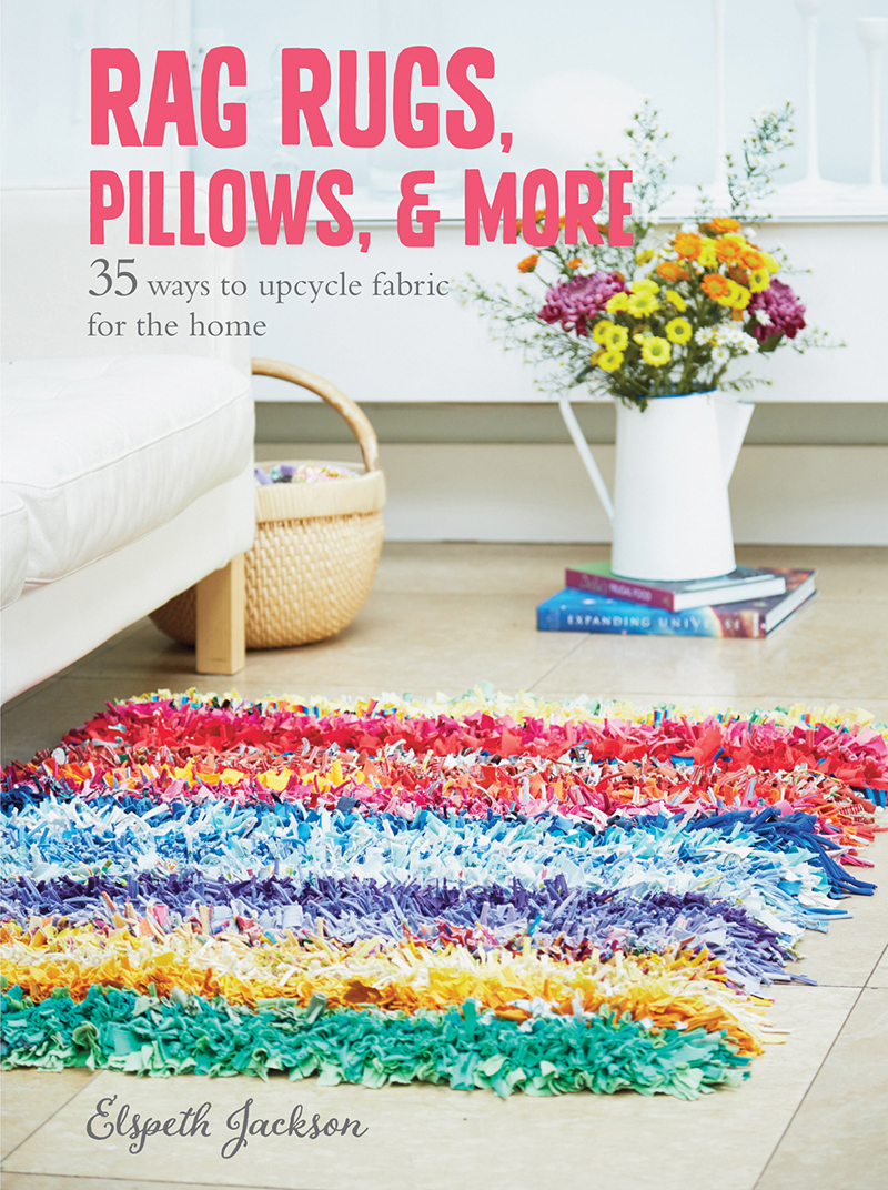 Rag Rugs, Pillows, & more