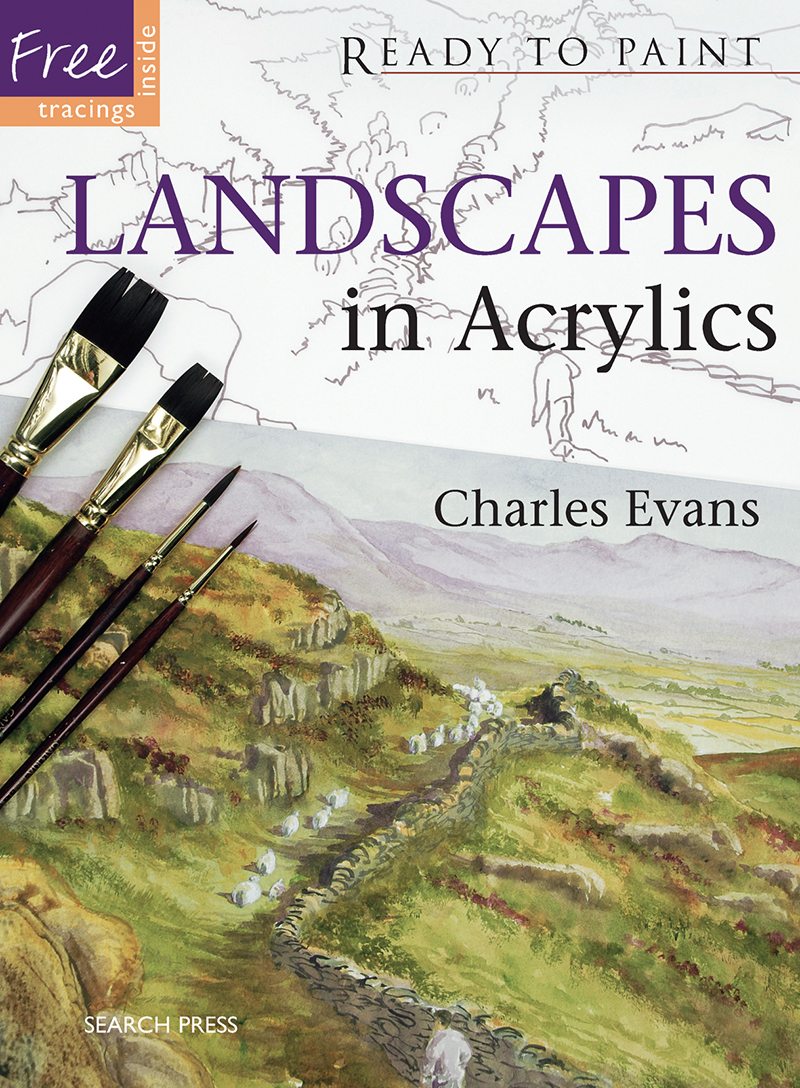 Ready to Paint: Landscapes in Acrylics