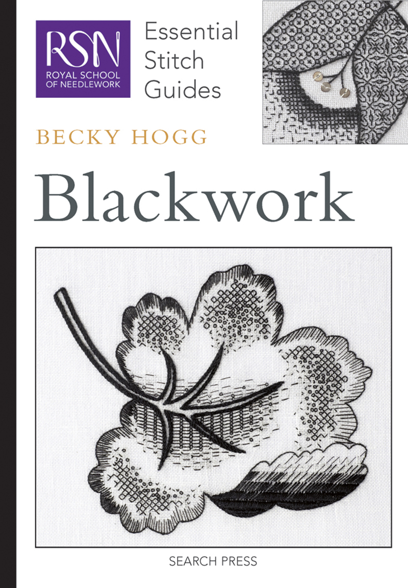 RSN Essential Stitch Guides: Blackwork