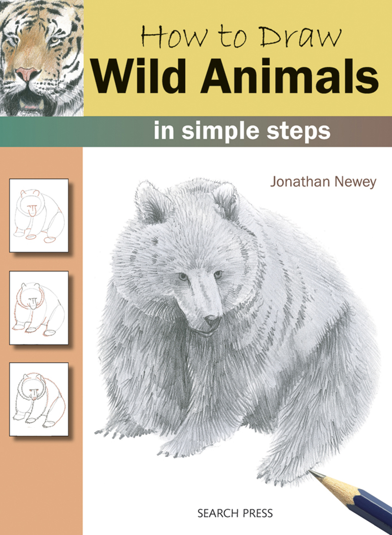 How to Draw: Wild Animals