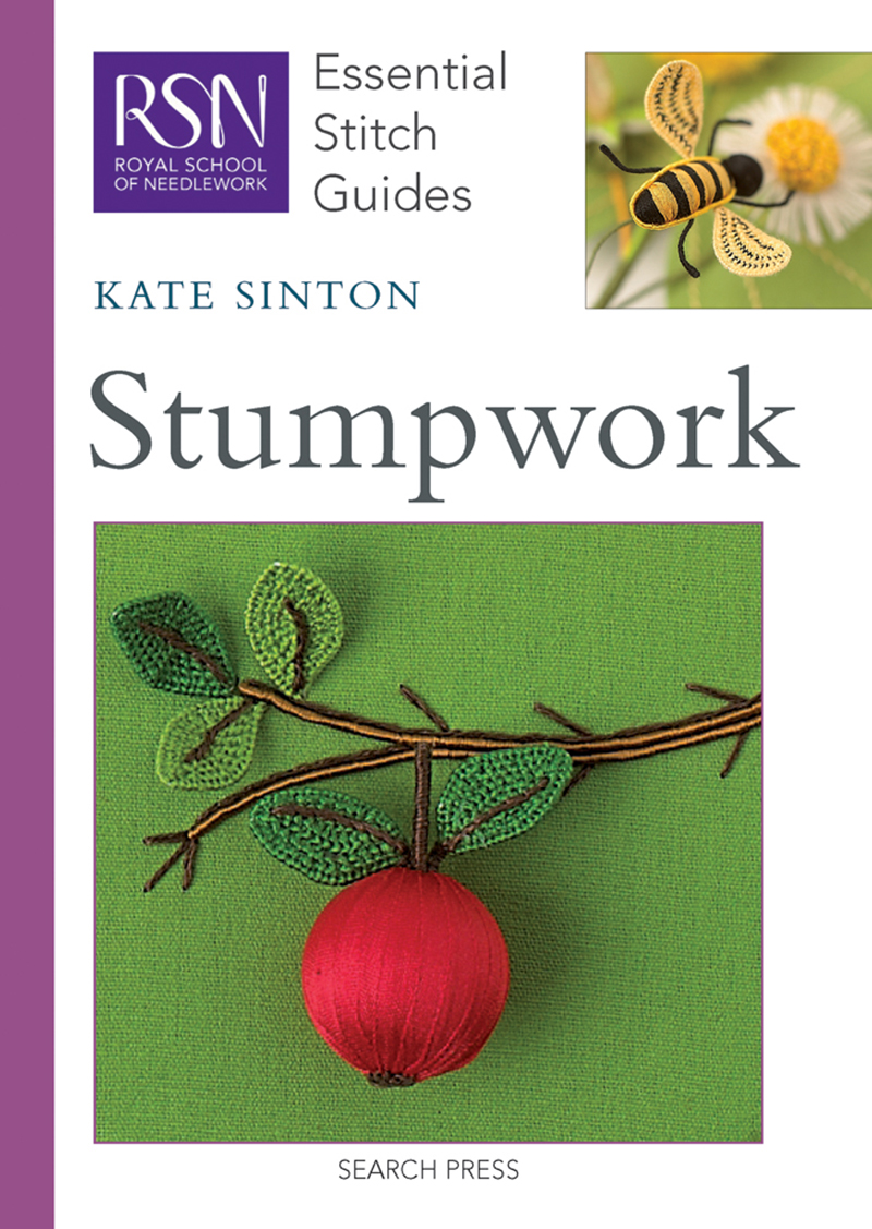 RSN Essential Stitch Guides: Stumpwork
