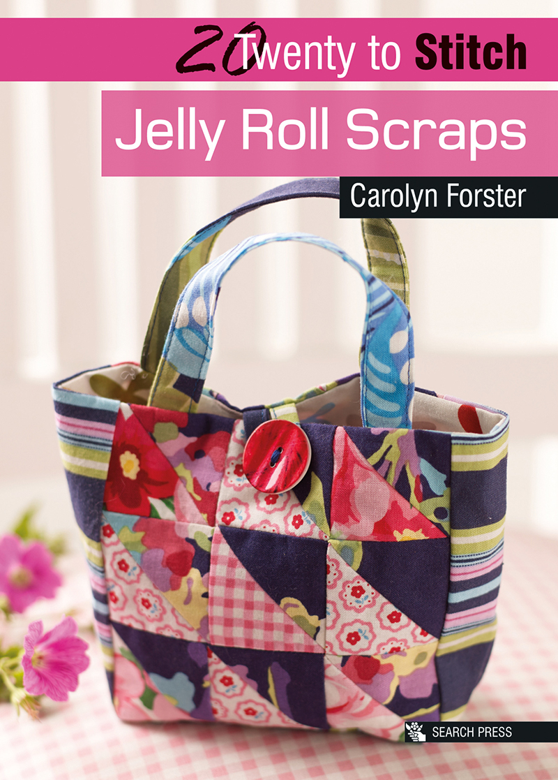 20 to Stitch: Jelly Roll Scraps