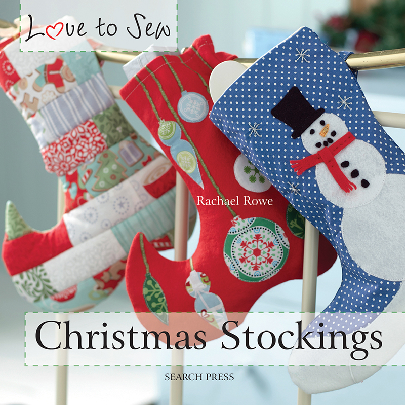 Love to Sew: Christmas Stockings