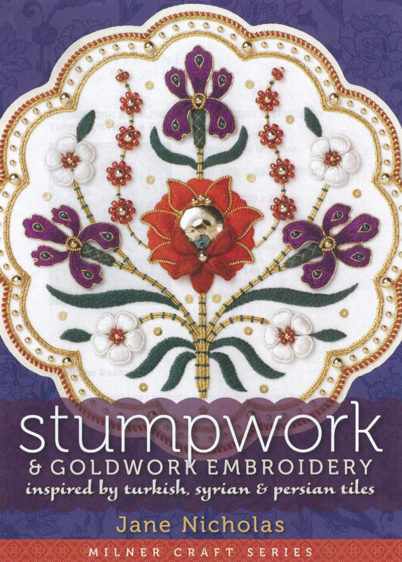 Stumpwork & Goldwork Embroidery