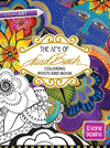 The Art of Laurel Burch Coloring Postcard Book