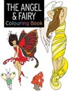 The Angel & Fairy Colouring Books