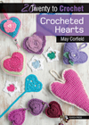 Twenty to Make: Crocheted Hearts