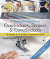 A Beginner's Guide to Overlockers, Sergers & Coverlockers
