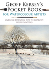 Geoff Kerseys Pocket Book for Watercolour Artists