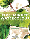 Five-Minute Watercolour