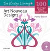 Design Library: Art Nouveau Designs (DL01)